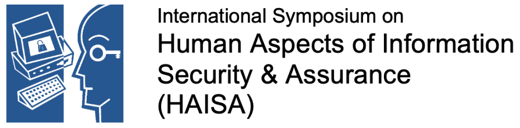 IFIP International Symposium on Human Aspects of Information Security & Assurance (HAISA 2022)
